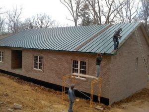 Roanoke roofing contractor
