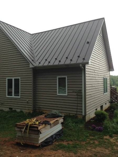 Metal Roofing Roanoke
