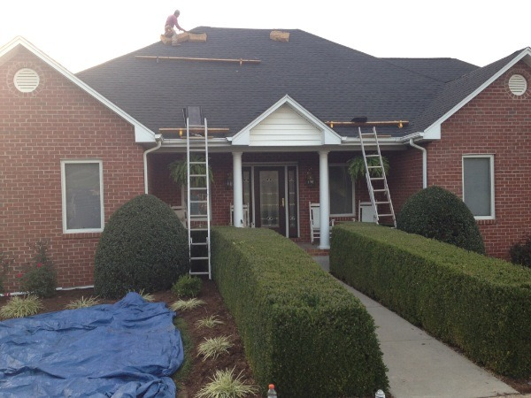 Roanoke roofing